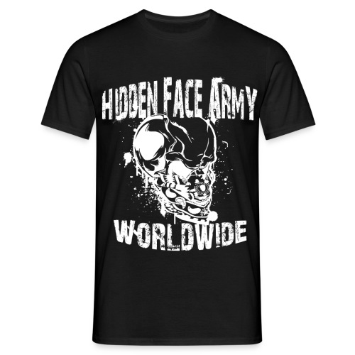 HFA T-Shirt / Logo - Männer T-Shirt