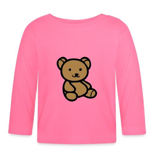 teddy shirt - Baby Long Sleeve T-Shirt
