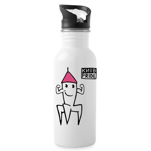 Mucki Pinkcap Trinkflasche - Trinkflasche