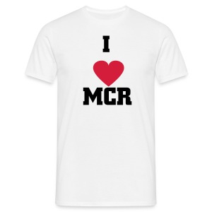 I Love MCR - Men's T-Shirt
