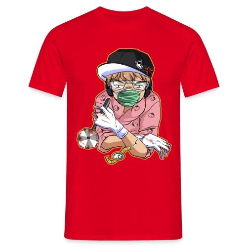 Surgeon Kapuzenwurm - Männer T-Shirt