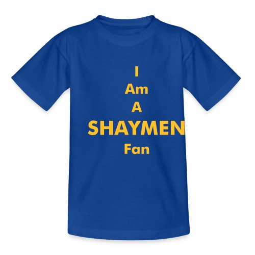 Shaymen Fan - KIDS - Teenage T-Shirt