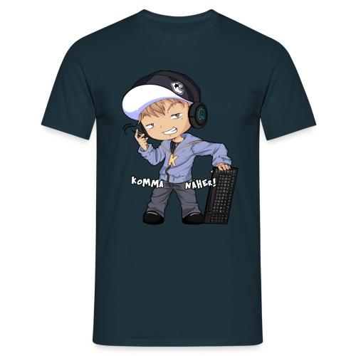 Komma näher! - Männer T-Shirt