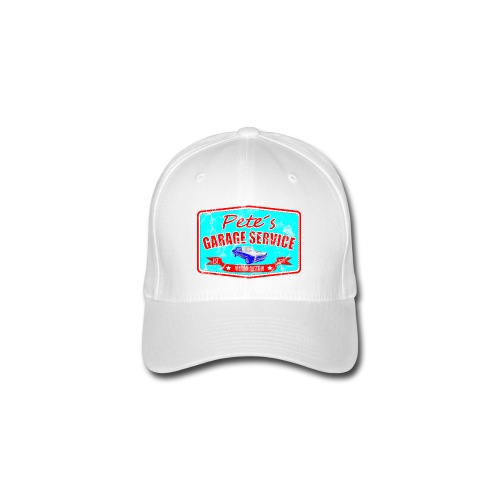 Pete´s Garage - Flexfit Baseballkappe