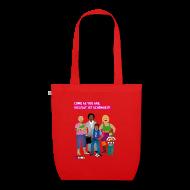 Taschen & Rucksäcke ~ Bio-Stoffbeutel ~ De Tasche
