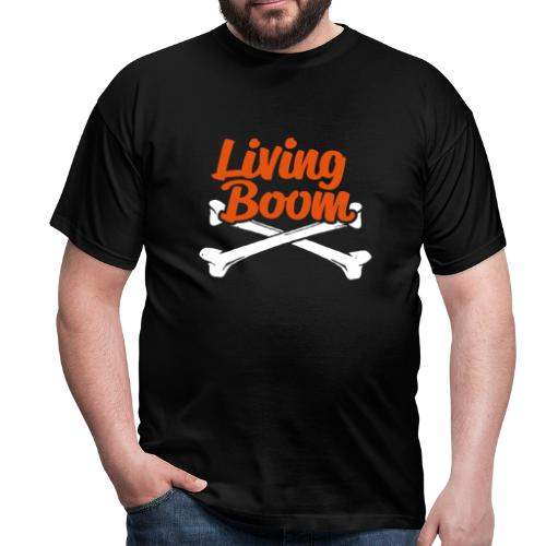 Living Boom pirate - T-shirt Homme