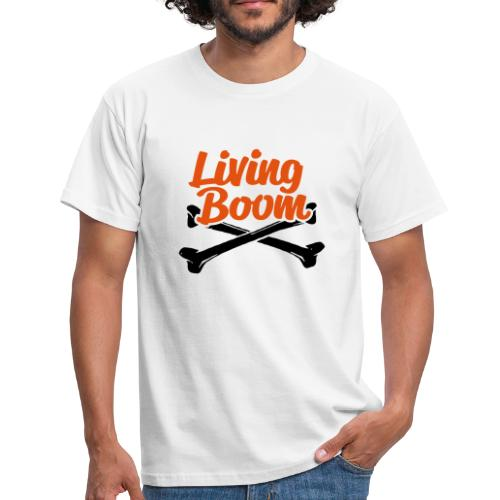 Living Boom - T-shirt Homme