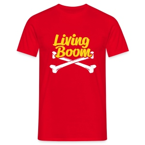 Living Boom révolution - T-shirt Homme