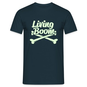 Living Boom phospho' - T-shirt Homme