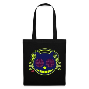sac de course imprimé chat - Tote Bag
