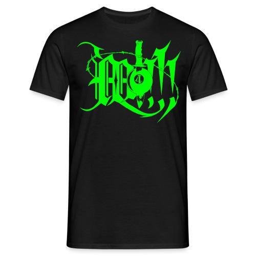 M4!!! Logoshirt - Männer T-Shirt