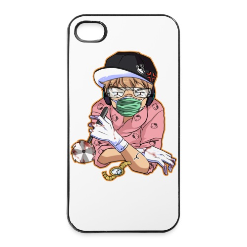 Surgeon Kapuzenwurm - iPhone 4/4s Hard Case