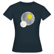 T-Shirts ~ Women's T-Shirt ~ TrinityYellow T (Skinny)