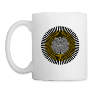 Mugs & Drinkware ~ Mug ~ OpArtKhaki Vessel