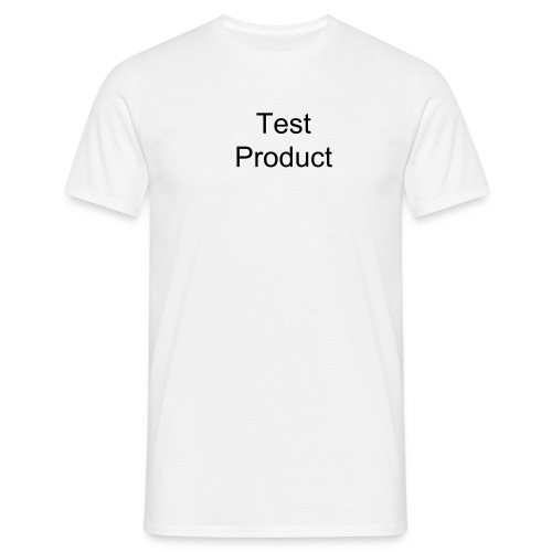 Test Product - Men's Classic Tee - Men's T-Shirt