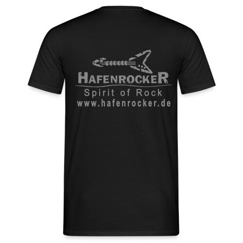 GLITTER // Hafenrocker T-Shirt - Männer T-Shirt