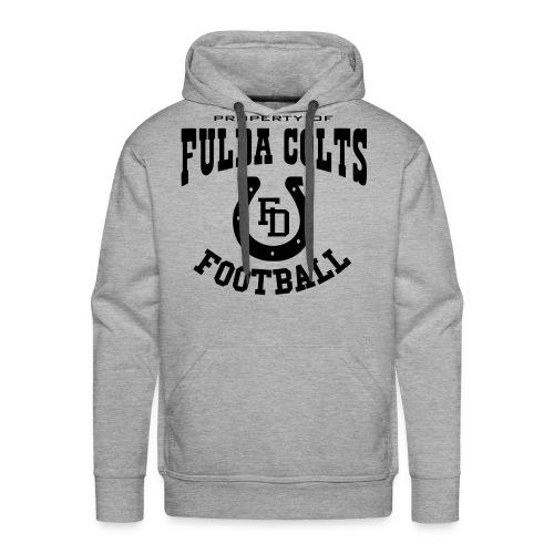 Fulda Colts Kapuzenshirt - Männer Premium Hoodie
