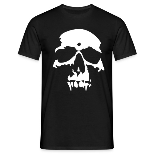 Vamp Skull - Men's T-Shirt