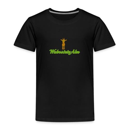 Kinder T-Shirt für 2-4 Jahre Größe 98-104 - Kinder Premium T-Shirt