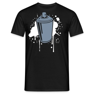 spray dubd - Men's T-Shirt