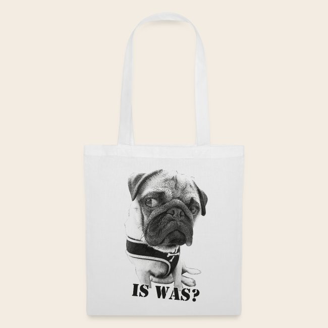 Mops Stofftasche is was?