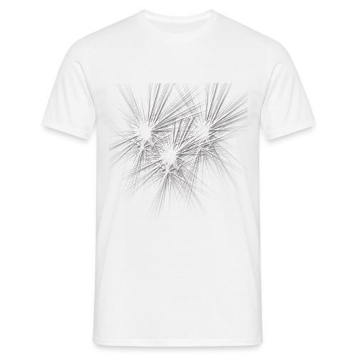 explotion d'étoiles - T-shirt Homme