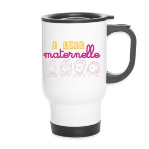thermos i love maternelle - Mug thermos
