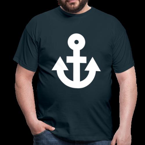BD Anchor Tshirt - Männer T-Shirt