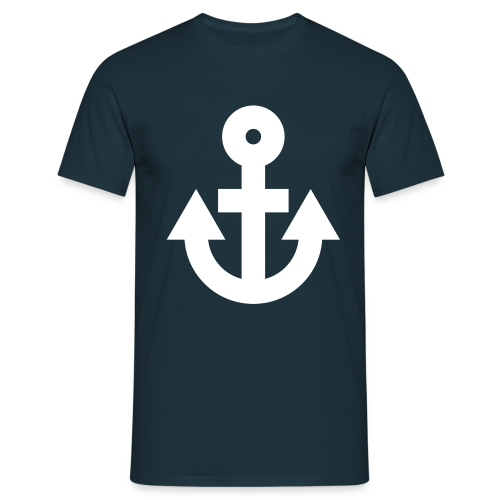 BD Anchor Tshirt - Men's T-Shirt