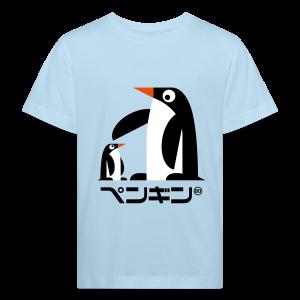 BD Penguin Kids Tshirt - Kinder Bio-T-Shirt
