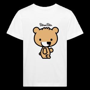 BD Bärni Bär Kids Tshirt - Kinder Bio-T-Shirt