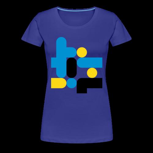 BD BDD3 Girls Tshirt - Frauen Premium T-Shirt
