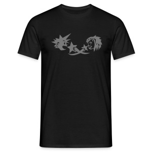 Kingdom Hearts: KairixSora (shounen) - Men's T-Shirt