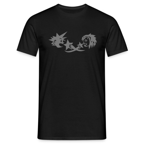 Kingdom Hearts: KairixSora (shounen) - Men's T-Shirt