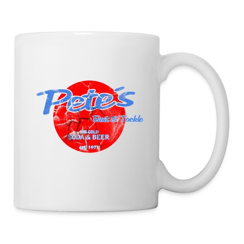 Pete´s Bait & Tackle - Tasse