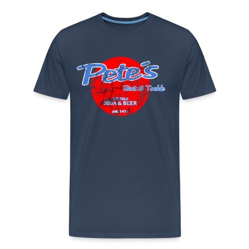 Pete´s Bait & Tackle - Männer Premium T-Shirt