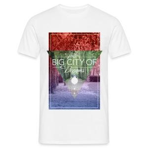 Poitiers, big city of dreams - Parc - T-shirt Homme