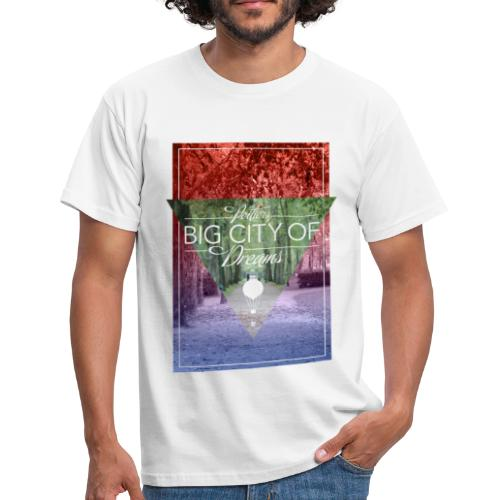 Poitiers, big city of dreams - Parc - T-shirt Homme