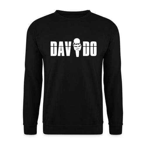Davido Sweatshirt (Logo White) - Männer Pullover