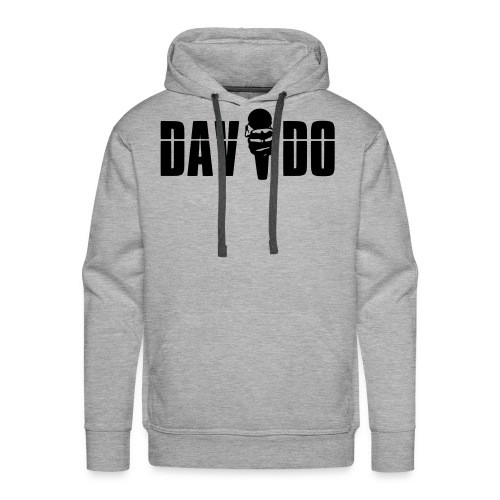 Davido Hoody (Logo Black) - Männer Premium Hoodie