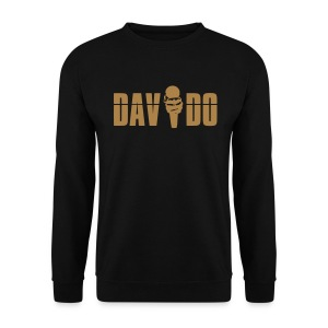 Davido Sweatshirt (Logo Light Brown) - Männer Pullover