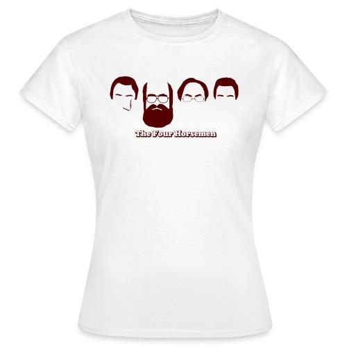 The Four Horsemen  - Women's T-Shirt