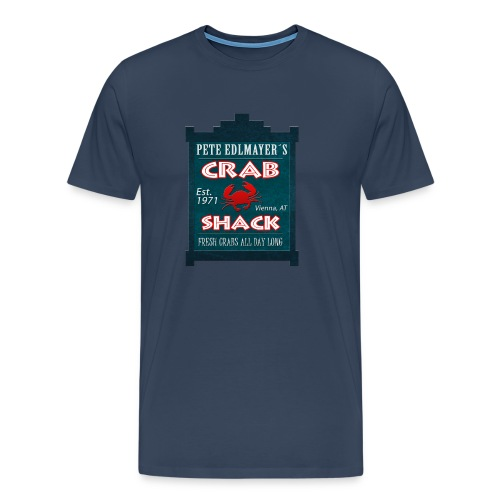 Pete´s Crab Shack - Männer Premium T-Shirt