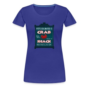 Pete´s Crab Shack - Frauen Premium T-Shirt