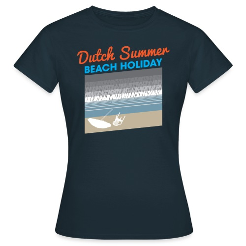 Dutch Summer vrouwen t-shirt - Vrouwen T-shirt