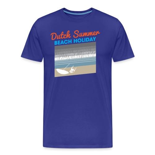 Dutch Summer mannen premium - Mannen Premium T-shirt