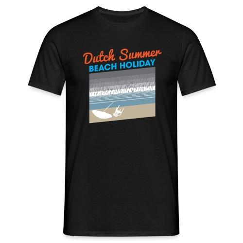 Dutch Summer mannen t-shirt - Mannen T-shirt