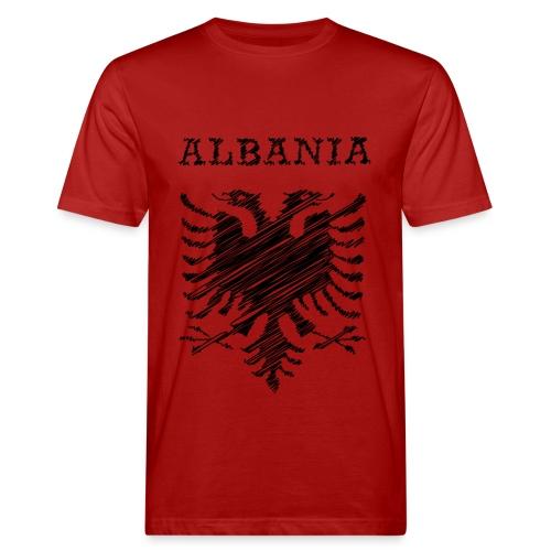 Albania Fan artikel - Männer Bio-T-Shirt