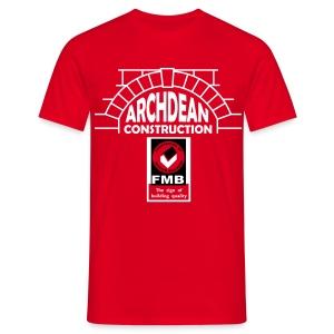 Archdean FMB 1 - Men's T-Shirt