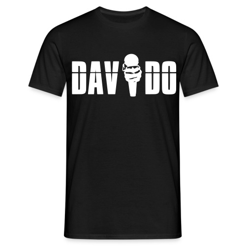 Davido Shirt (Logo White) - Männer T-Shirt